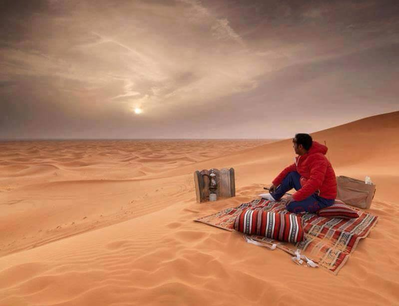 The Wstern Desert & its 5 Oases