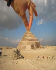 Ancient pyramids of Dahshour, Saqqara & the old city of Memphis