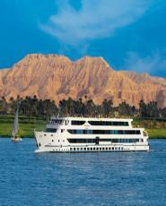 Luxor to Aswan by Nile Cruise