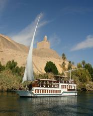 Cairo, Dahabiya and Hurghada