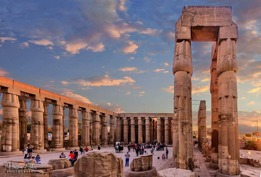 Luxor Day Tour from Sharm by Air
