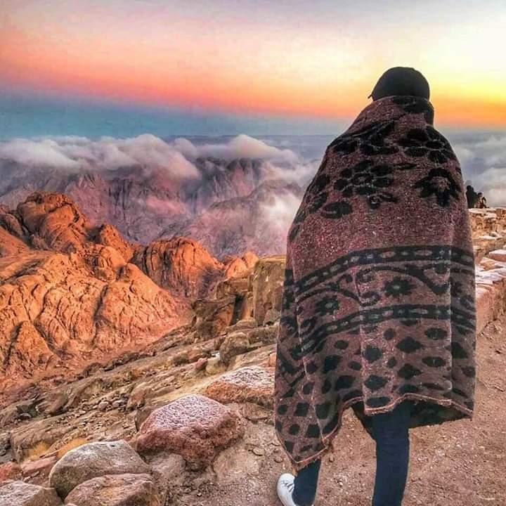 Climbing Mount Sinai & St.Catherine Monastery