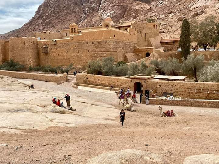 St. Catherine Monastery Tour from Sharm