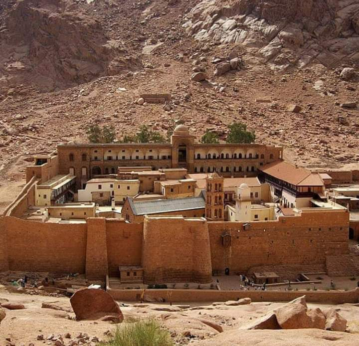 St. Catherine Monastery & Colored Canyon by Jeep