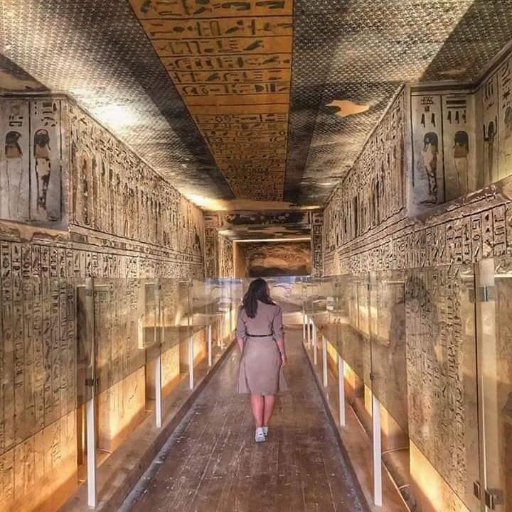 Landmarks of Cairo & Luxor
