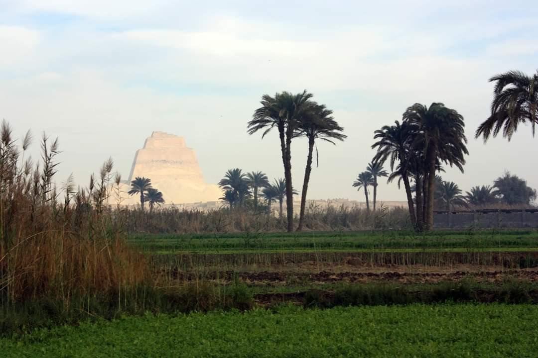 Pyramids of Fayoum & Middle Egypt