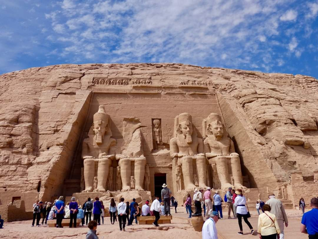 Overday to Abu Simbel from Aswan by car