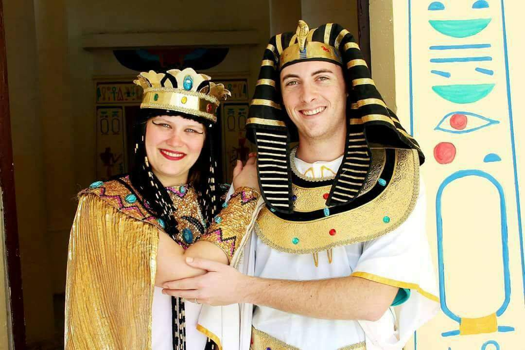 Pharaonic Wedding in Egypt