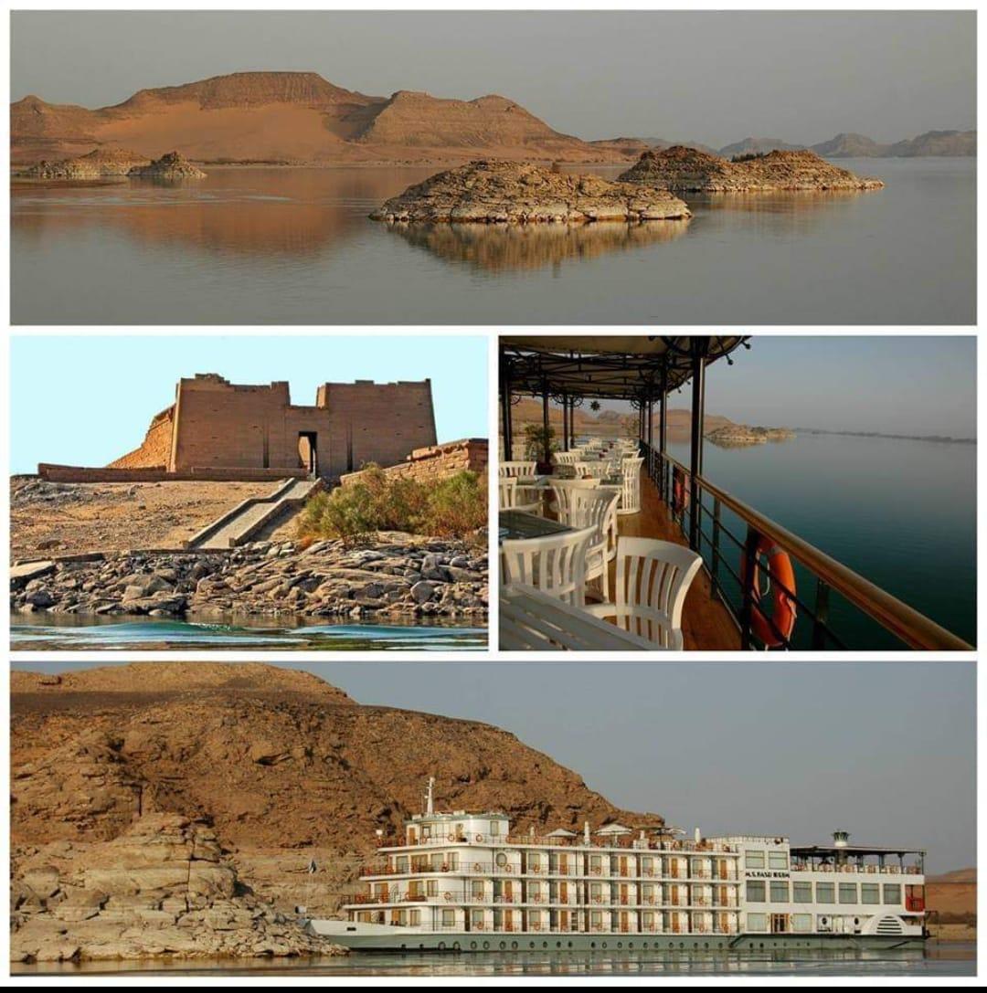 Luxury Tour Cairo, Nile & Lake Nasser Cruise