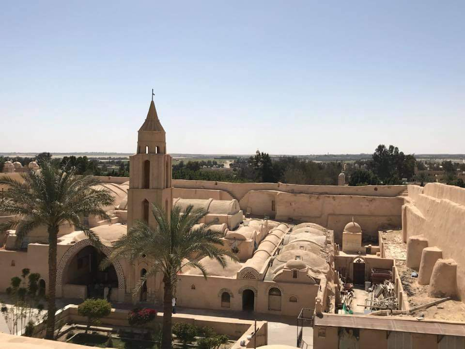 Wadi El Natroun Monasteries from Cairo