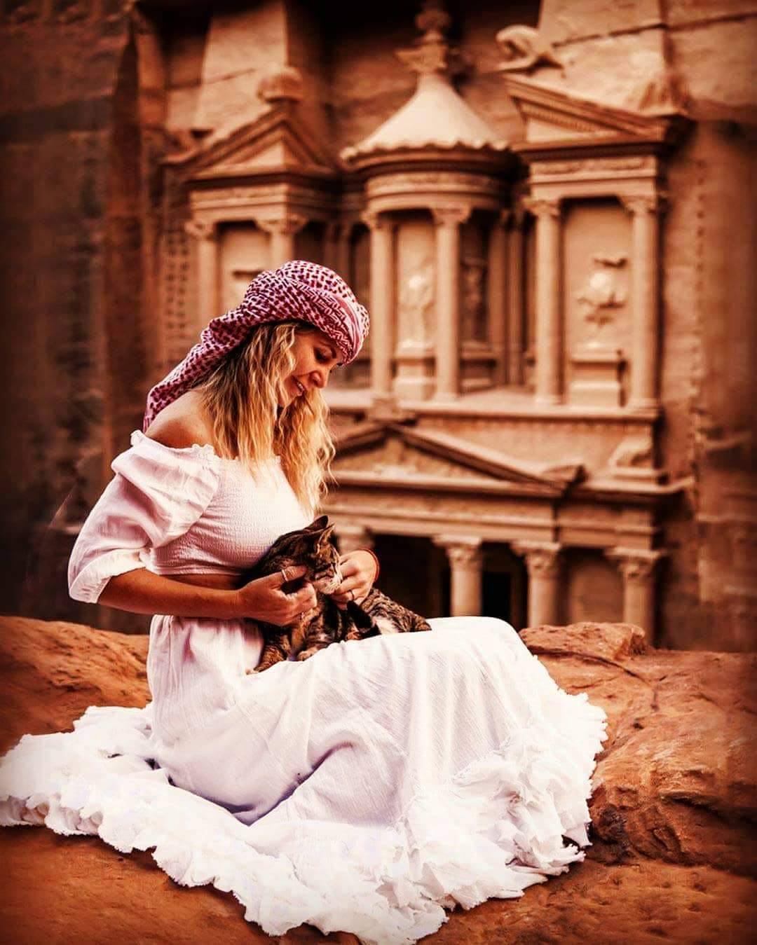 Petra Day Tour from Sharm El Sheikh by Ferry Boat