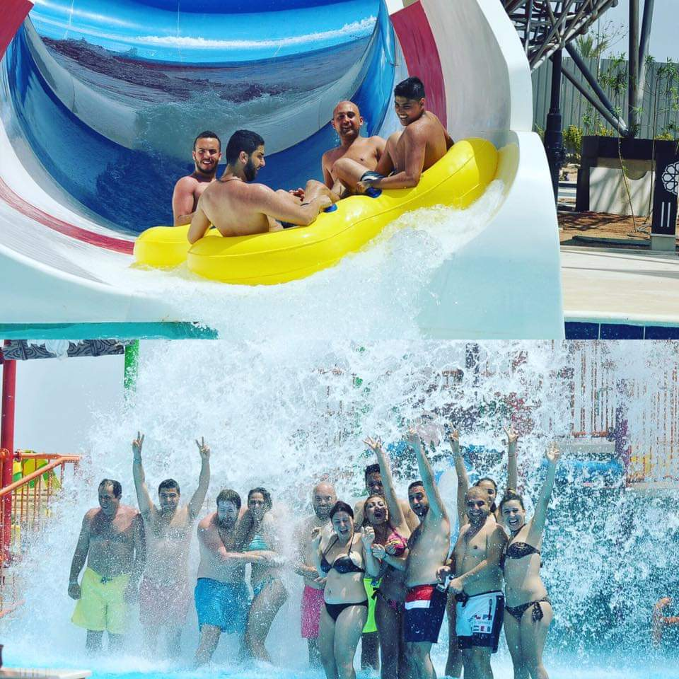 Aqua Park in Sharm El-Sheikh