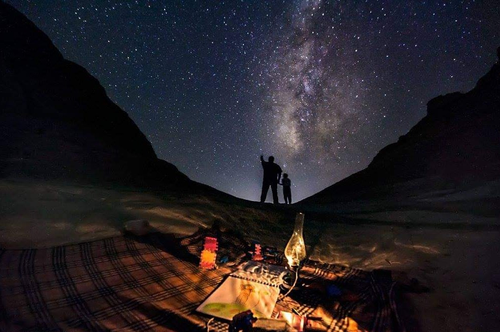 Bedouin Safari and Star Gazing