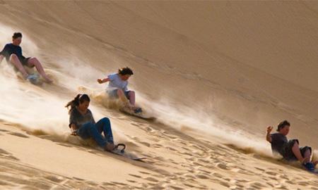Sand boarding | Egypt Best Trip